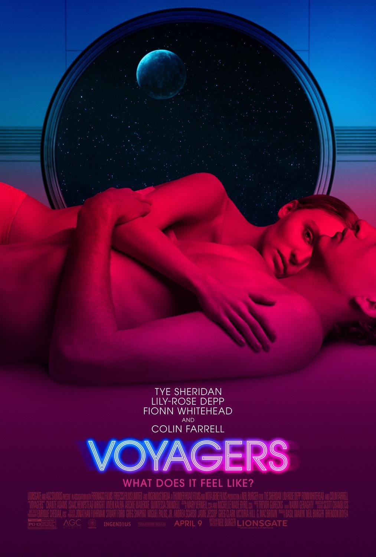 Películas Ciencia Ficción 2021: Voyagers, Un Thriller Inteligente - CULTURE RED