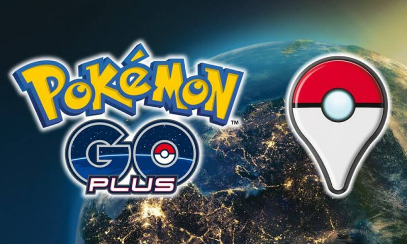 POKEMON GO Y POKEMON GO PLUS