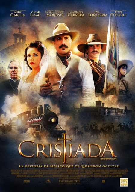 OCIO EN CASA – CINE – For Greater Glory