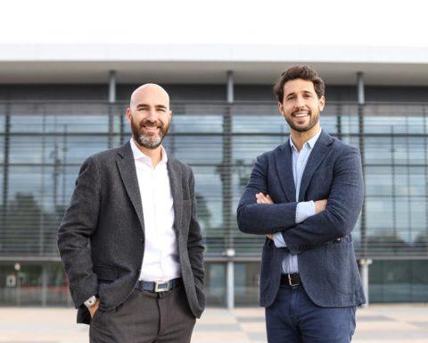 Carles Castilla y Hugo Olaizola IP