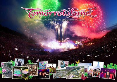 EN EUROPA: Tomorrowland 2013