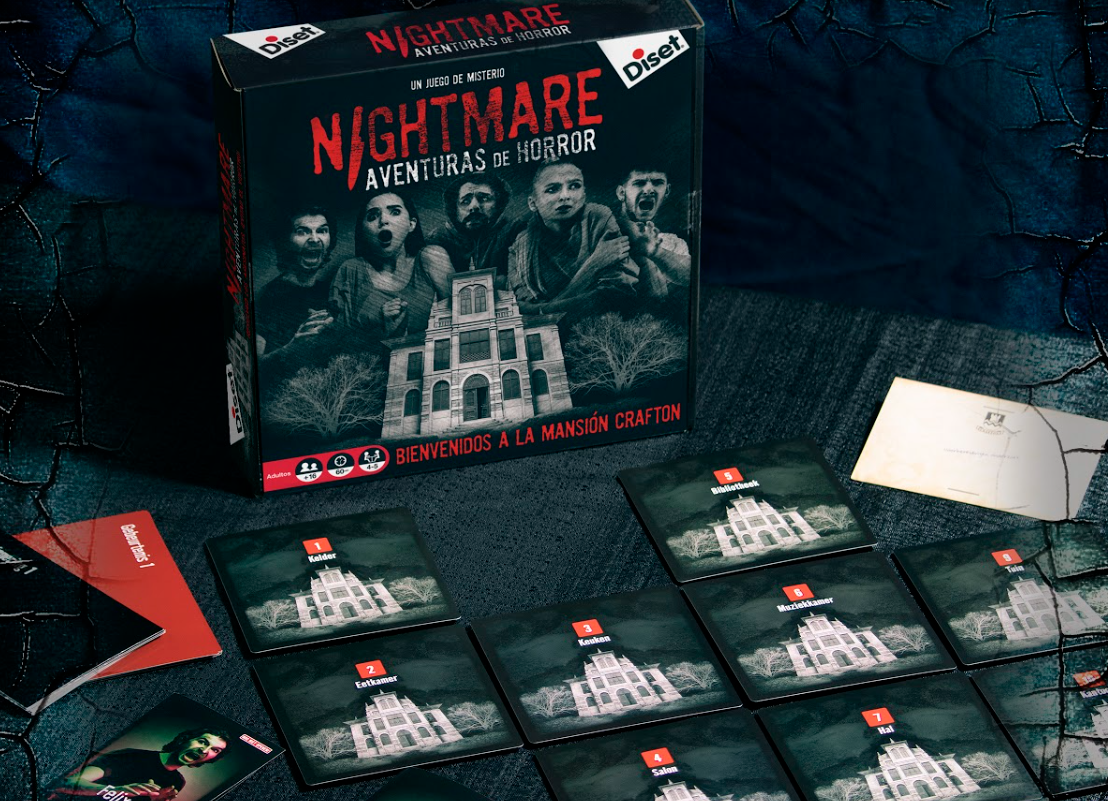 ¿Todavía no sabes qué hacer este Halloween? ¡Descubre Nightmare!