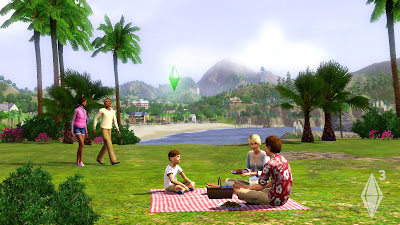 The sims 3 4