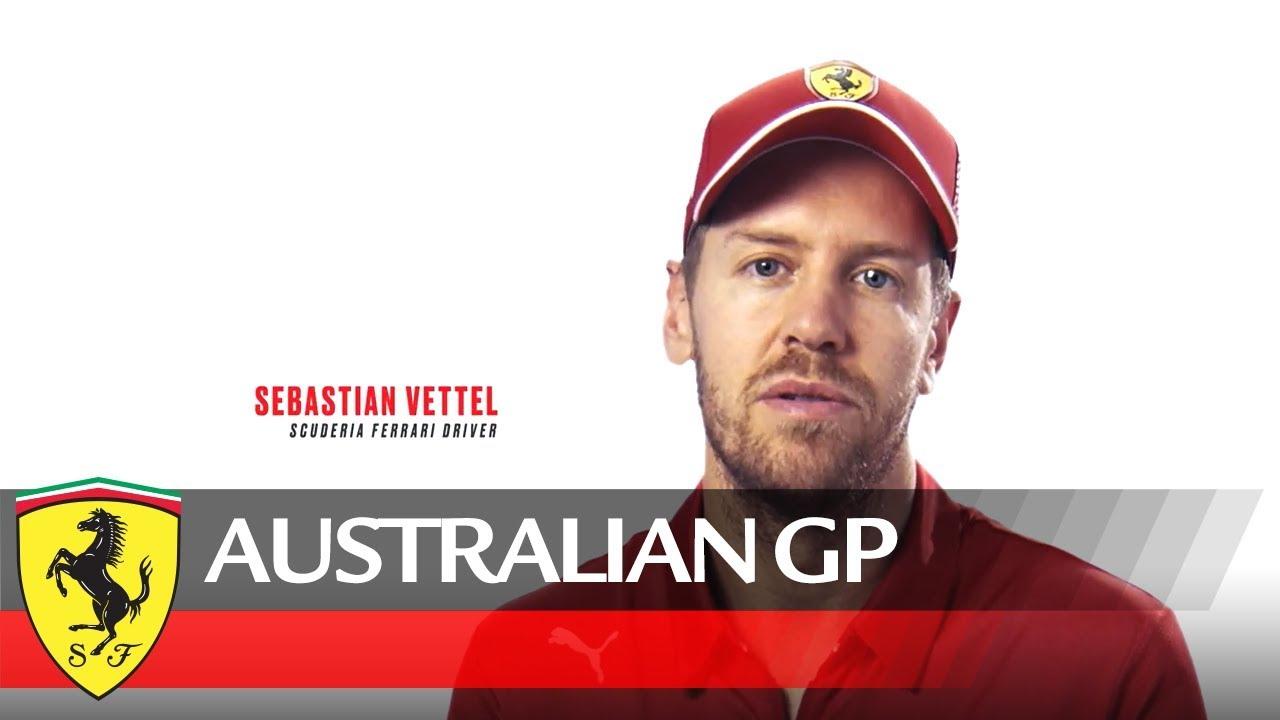 australian grand prix scuderia f