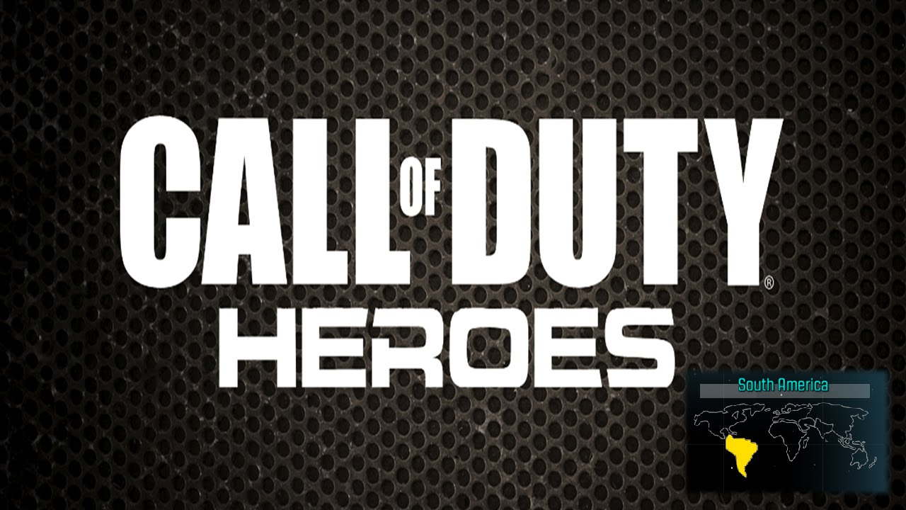 CALL OF DUTY: HEROES. DISPONIBLE PARA ANDROID