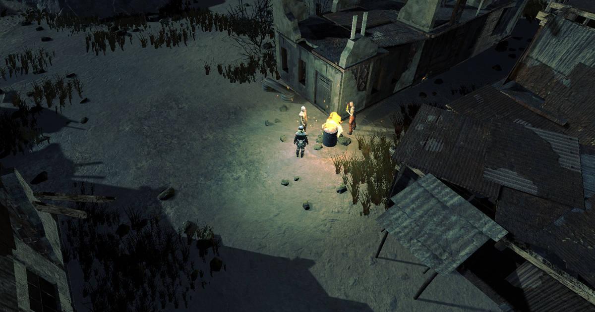 rpg pc: Encased, un RPG táctico de ciencia ficción