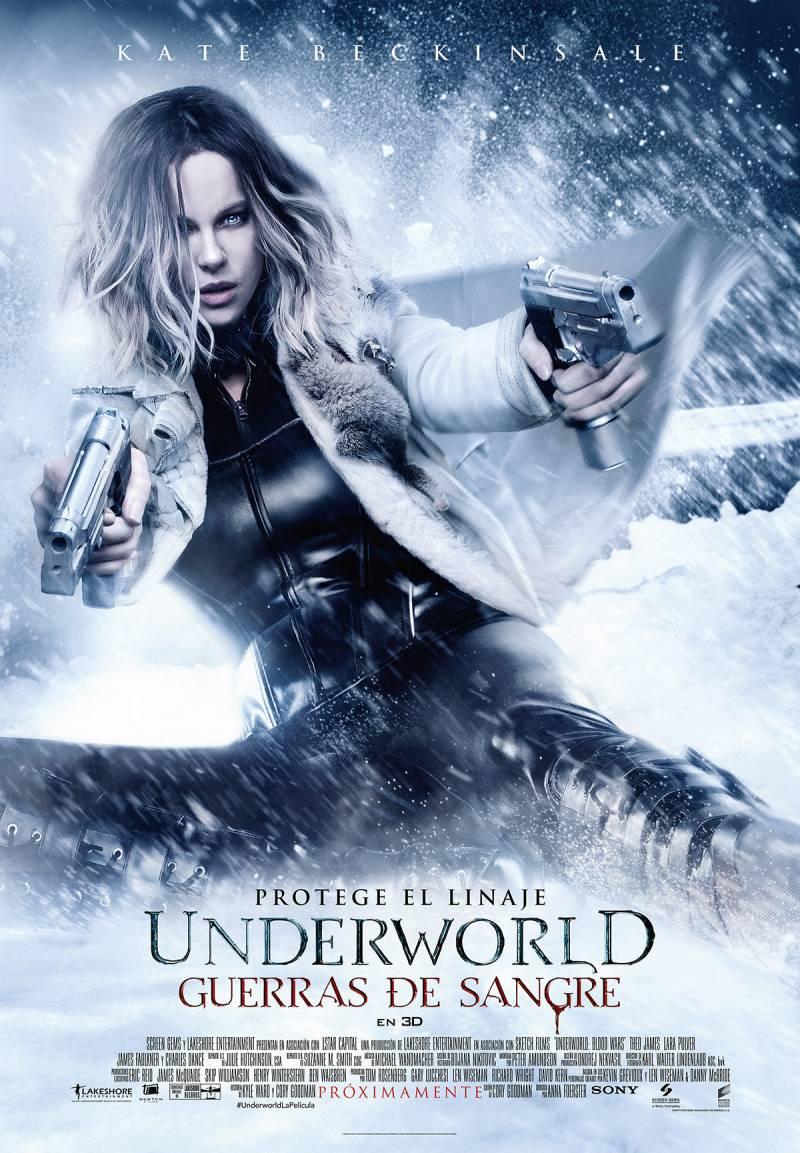 pelicula sangre Underworld Guerras de sangre