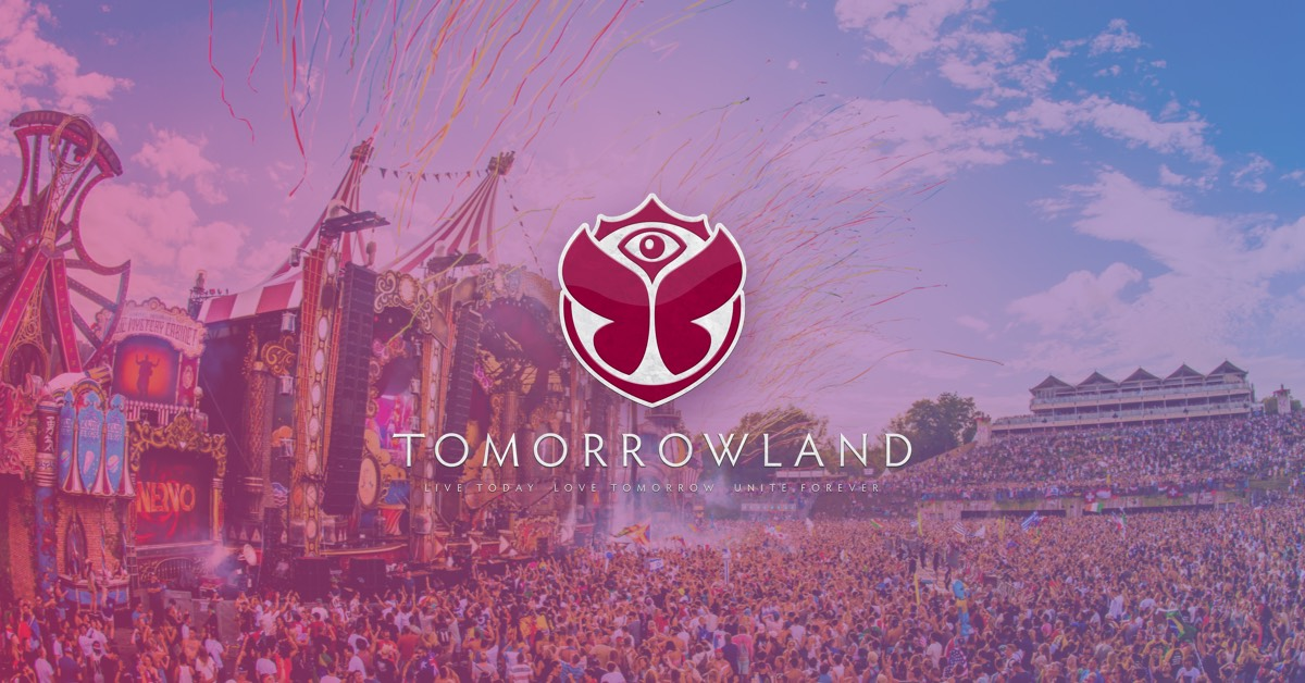 tomorrowland music: unity  Spain
