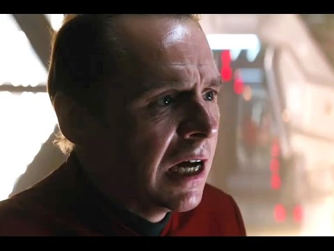 "TRAILER DE ""Star Trek más alla"""